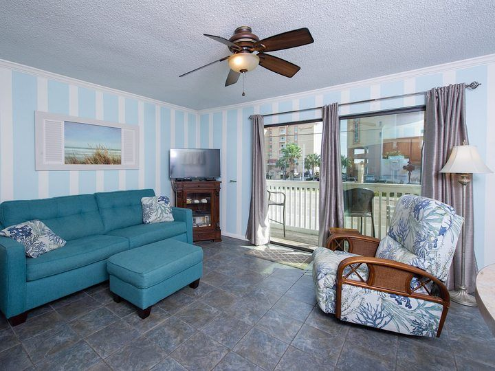 Gentle Winds A1 ** Beachy & Affordable! A Place to Come To & Come Back Over and Over Again!